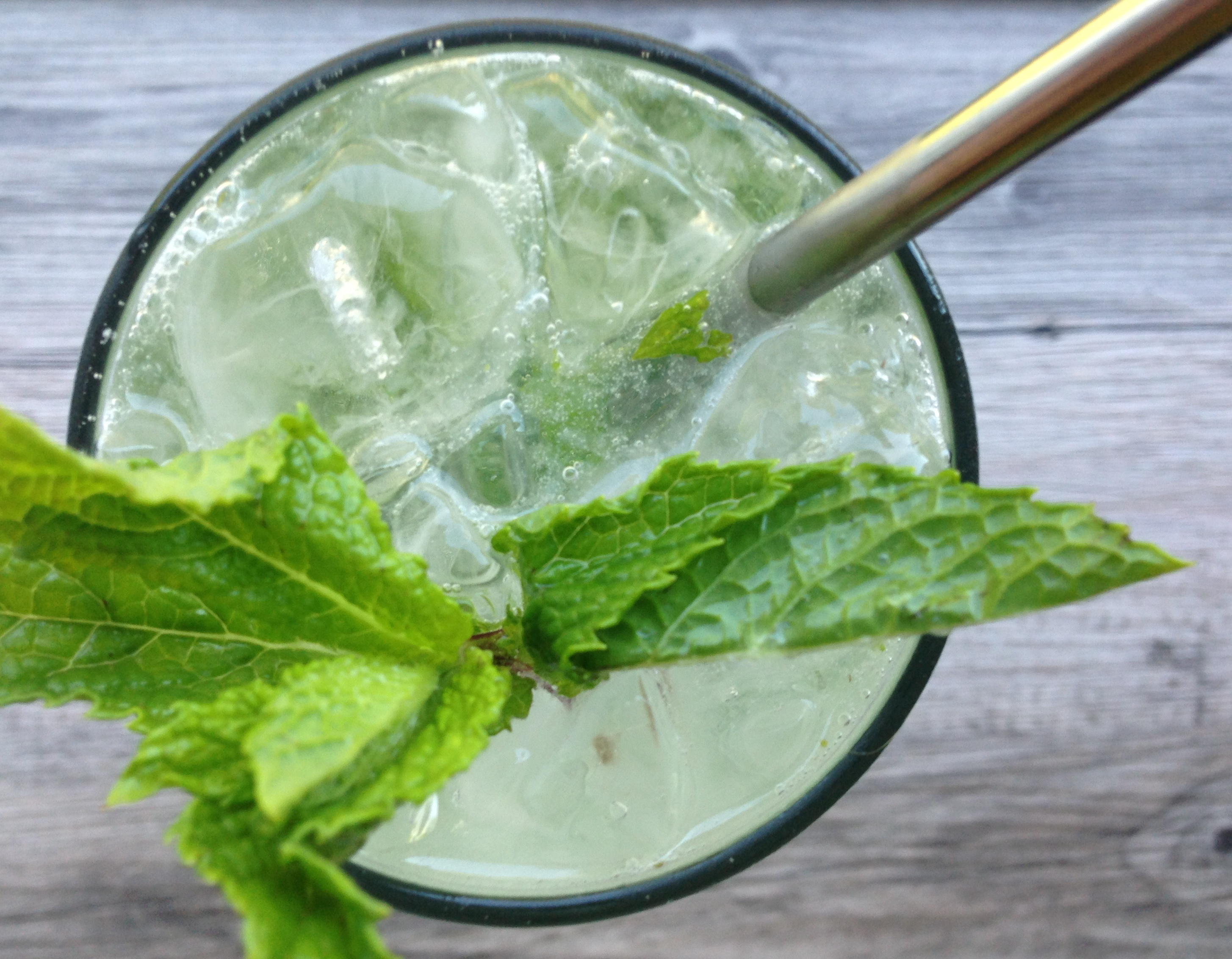 how to make a non alcoholic mojito