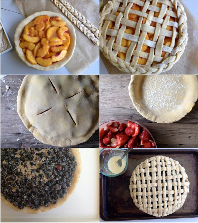 fruit pie tips